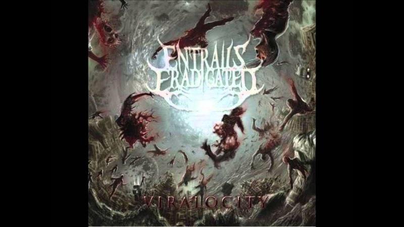 Entrails Eradicated - Harnessing Gravitational Endurance (Cover)