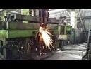 Цепесварочная машина KSH 500D цепь 25х125 на ЧАО ВИСТЕК