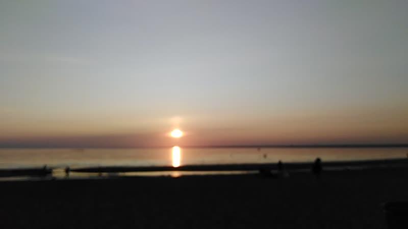Детская площадка на Дубковском пляже. Лика 05.06.19.