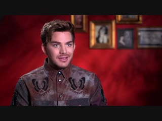Adam Lambert talks about Boy George - Piers Morgans Life Stories/ 17/02/2017