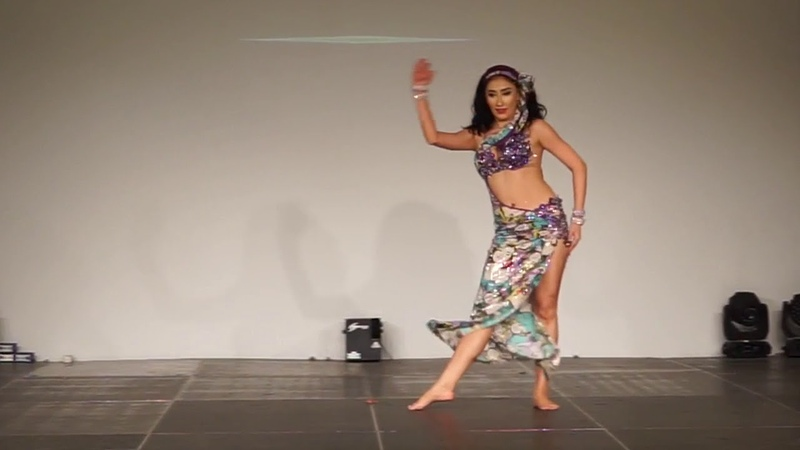 Kadia Shaabi Belly dance oriental