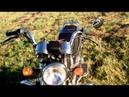 обзор мотоцикла IRBIS VIRAGO (альфа) и моё мнение.