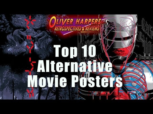 Top 10 Alternative Movie Posters ENG