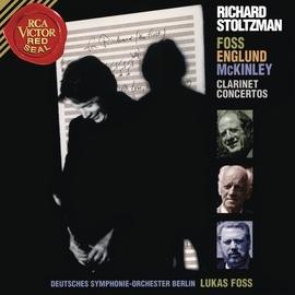 Richard Stoltzman альбом Stoltzman Plays McKinley, Englund & Foss