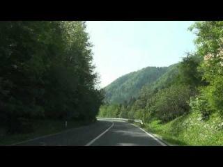 Австрия - Словения. Мы продолжаем движение по хайвею.