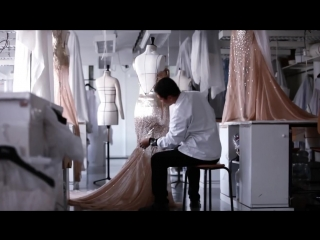 Dior Jadore - The dress - Making-of
