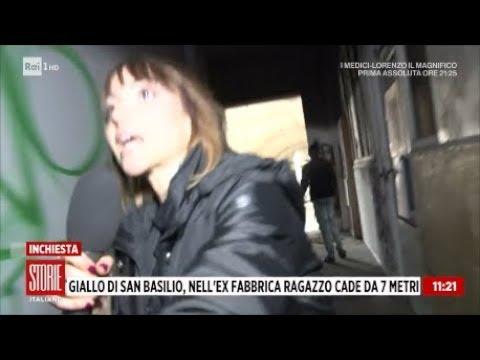 Esclusivo, aggressione in diretta allinviata di Storie Italiane - 06112018