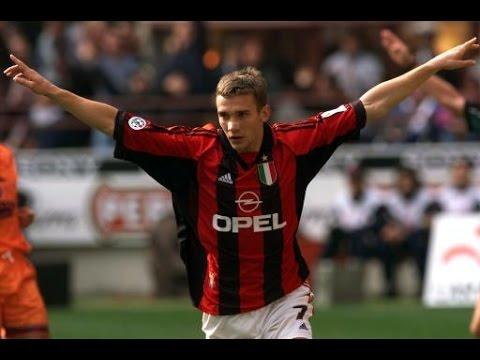 Andriy Shevchenko ● goals collection ● AC Milan 1999-2005 (part 12)