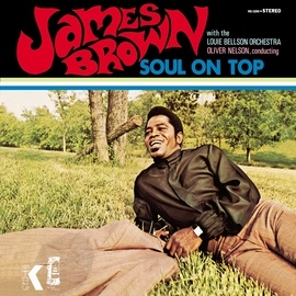 James Brown альбом Soul On Top