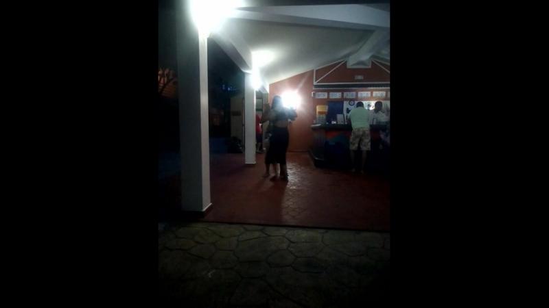 Доминиканцы любят танцевать