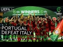 U19 EURO highlights_ Portugal win epic final