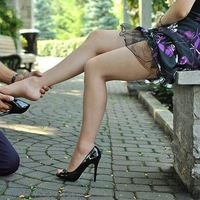 На колени перед госпожой раб фото 736-609