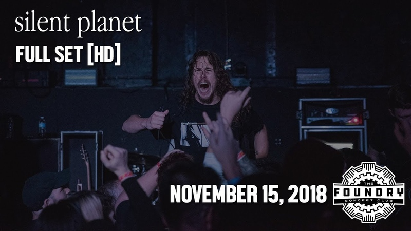 Silent Planet - Full Set HD - Live at The Foundry Concert Club