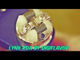 Lynx RDA By Digiflavor! Giveaway! (Rip Trippers)