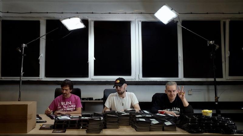 Bedoes Kubi Producent podpisują preorder    KONKURS