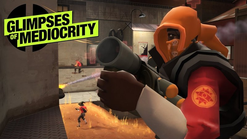 A Clumsy, Painful Death - TF2 GoM 41 Rique