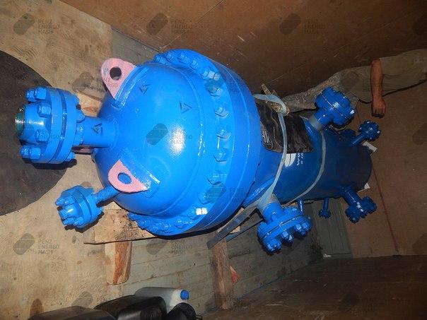 Отгрузка газосепараторов ГС 1-6,3-600