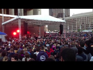 Young the Giant - Cough Syrup - Boston Calling