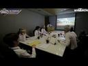 Озвучка Office Skit BTS Countdown Pt 1