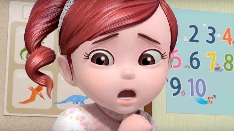 Большой сюрприз - Консуни мультик (серия 31) - Мультфильмы для девочек - Kids Videos