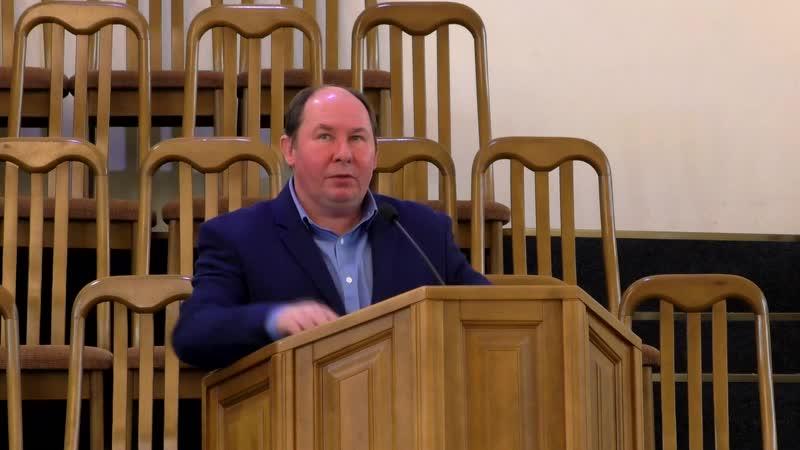 Проповедь (Быт.39.1 - 5,20 - 23) - пресвитер Анатолий Иванов