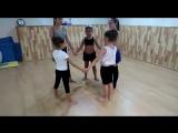 Детская группа студии восточного танца Далия.