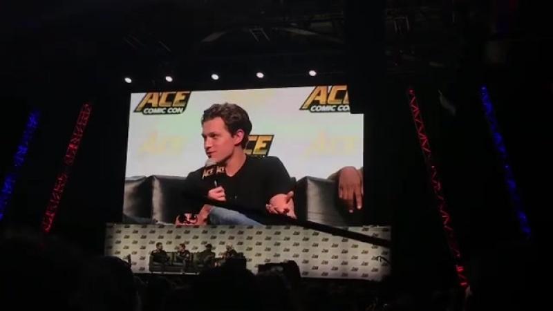 Панель на фестивале «ACE Comic Con», Сиэтл (23 июня 2018 года)