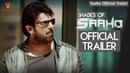 Saaho Official Trailer Prabhas Shraddha Kapoor Jackie Shroff Neil Nitin Mukesh YouTube