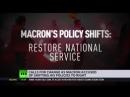 Rechtsruck in der Flüchtlingspolitik und Luxusleben Macrons Glanz erlischt