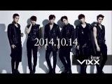 20141009 MBC MUSIC 빅스 'ERROR' 컴백 티저영상 엠비씨뮤직 VIXX COMEBACK TEASER(10/14 공개)