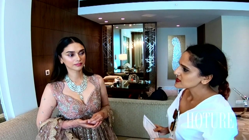 EXCLUSIVE_ What Aditi Rao Hydari does first thing in the morning _ Rapid Fire