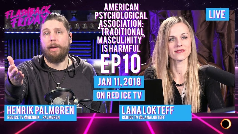 Flashback Friday - Ep10 - American Psychological Association: Traditional Masculinity is Harmful