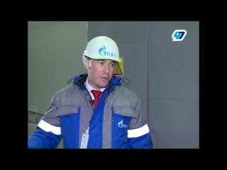 Противопаводковые учения на Верхне-Свирской ГЭС