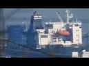 Неделя стояния на мели судна Maryland возле Порта Кавказа