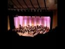 Гала конкурса скрипачей Спивакова