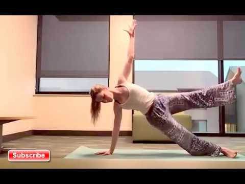 Yoga Beginners - Relaxation Flexibility Stretches 18 Minute Yoga Workout