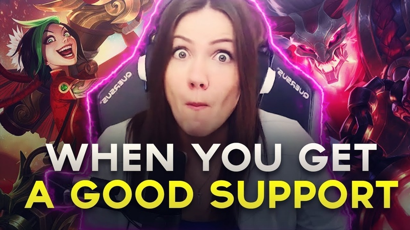 KayPea - WHEN YOU GET A GOOD SUPPORT