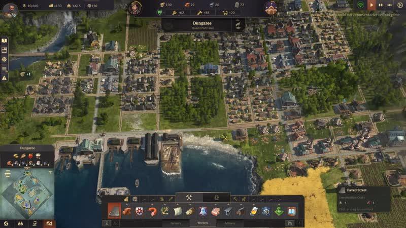 Nutbar Games Anno 1800 Верфь коровки консервы и море пива 5