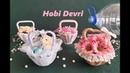 DIY Making Basket With Plastic Bottles Wedding Favors Baby Shower Gift Basket Plastik Şişeden Sepet