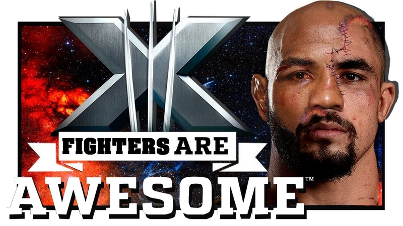 FIGHTERS ARE AWESOME X ᵇᵐᵗᵛ