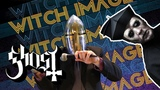 Witch Image Cover by Ghost in the Bee Gees Disco Style!