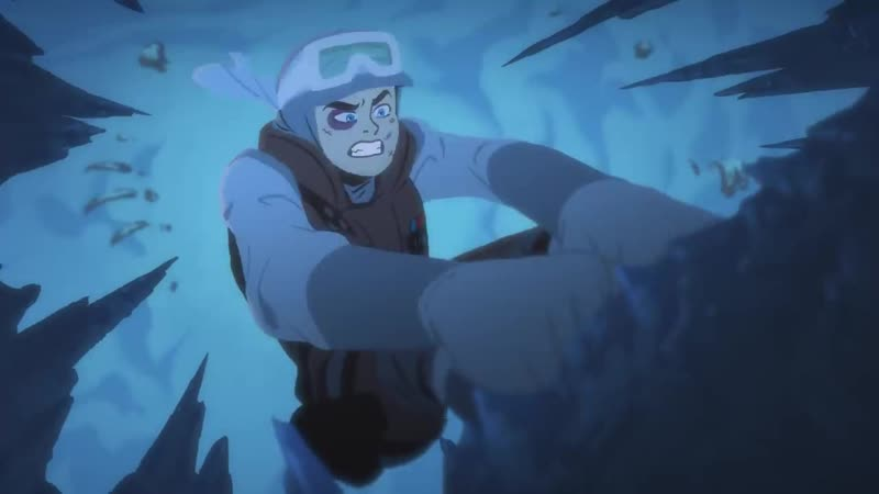 Luke vs. the Wampa - Cavern Escape