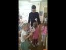 После Астафьевского занятия в детском саду