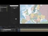 ANIMATED TRAVEL MAP route generator for After Effects - Review + Demo