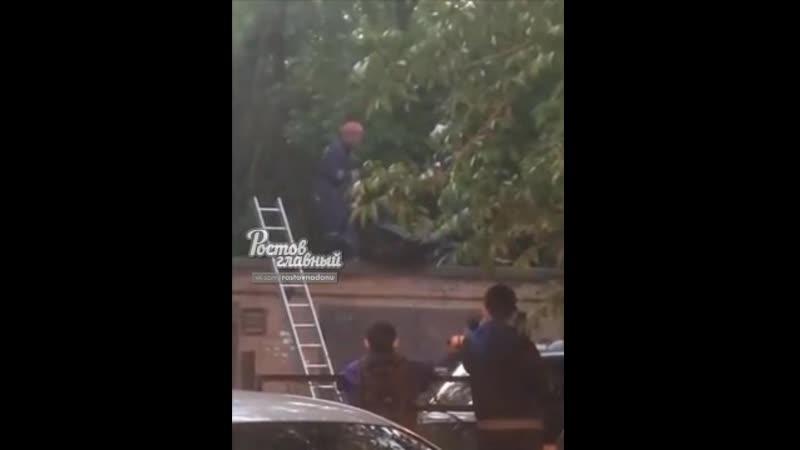 В Ростове на Сельмаше нашли тело женщины