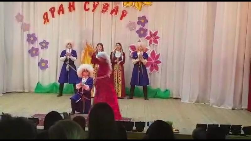 Лезгинский праздник весны - Яран сувар в Татарстане...