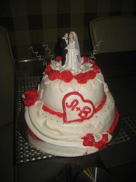 Как делаются на торт