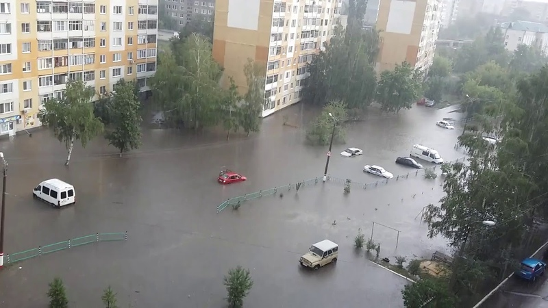 Саранск, Светотехстрой поплыл