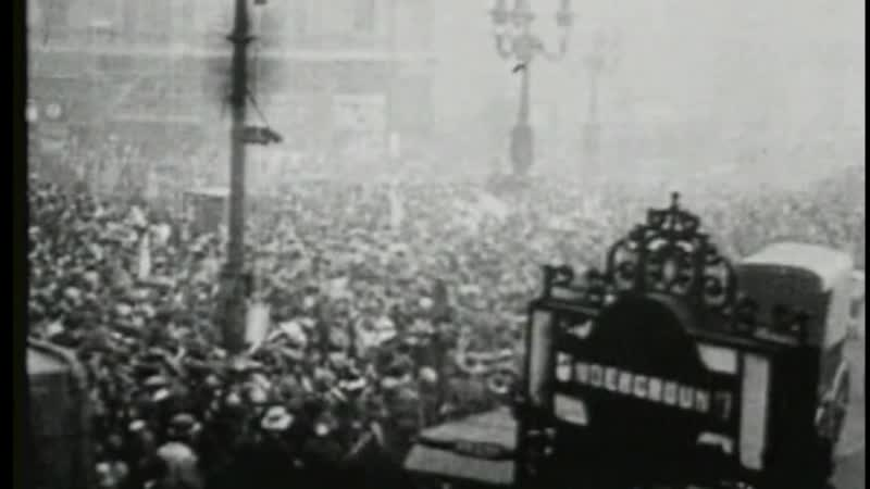 Первая мировая война. Битвы в окопах 1914 - 1918 (эпизод 8).