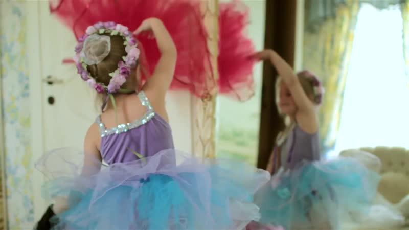 Юная балерина.